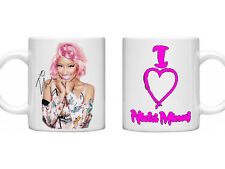 Nicki Minaj Nicki Minaj Autograph Nicki Minaj Gift I Love Nicki Minaj Mug Signed
