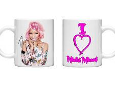 Nicki Minaj Nicki Minaj Autograph Nicki Minaj Gift I Love Nicki Minaj Mug Signed