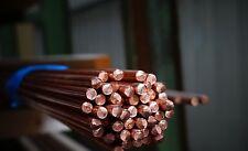 Kupfer  ø 6 mm E - Cu Rund Länge: 4 x 1m EN CW 004 A Rundstange copper round bar