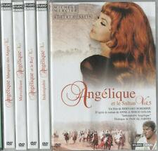 ANGELIQUE MARQUISE DES ANGES .. L'INTEGRALE .. MERCIER, HOSSEIN, ROCHEFORT, FREY