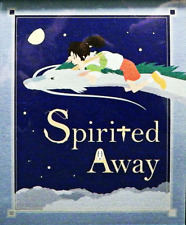 Spirited Away 1st Edition Mini Memo Book 80 pages Nice! Mip