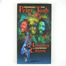 PETER TOSH Honorary Citizen 3CD SET 1997 REGGAE NM NM