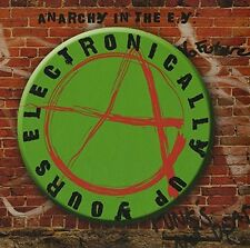 ANARCHY IN THE E.Y.-ELECTRONICALLY UP YOURS  CD NEU