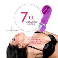Silicone Clit Nipple Climax Orgasm Vibe Vibrator Massager Stimulator Teaser