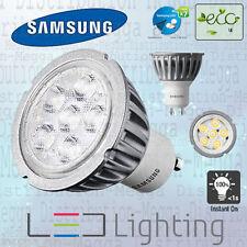 Samsung 3.3w = 20w GU10 LED 40D Spot Light Bulb/Lamp WARM WHITE 2700k