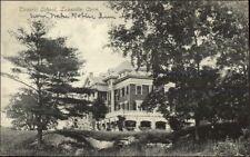 Lakeville Ct Taconic School c1910 Postcard