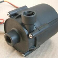 DC 12V 1.5A 15W Motor Water Cooling Pump No Brushless 3-pin Plug G1/4 SC600B