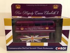 CC82326 Corgi Routemaster Celebrating The 90th Birthday of Queen Elizabeth II