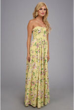 French Connection Piperlime 6 Nwt Spring Bloom Voile Maxi Dress S  6