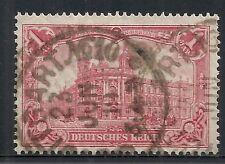 Reich stamps 1915 MI 94AII signed JäschkeBPP  CANC  VF