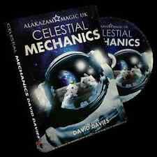 Celestial Mechanics  Card Flourishes DVD By David Davies and Alakazam Magic