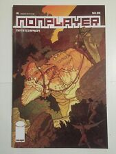 NONPLAYER #1 SECOND PRINTING VARIANT COVER NATE SIMPSON IMAGE COMICS NM