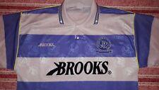 9.5/10 QUEENS PARK RANGERS 1991/1992 HOME FOOTBALL SHIRT QPR JERSEY BROOKS