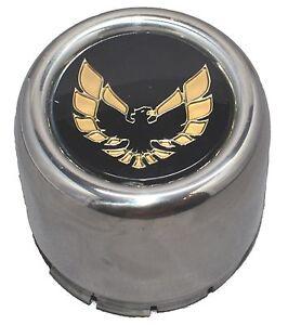 1977-81 PONTIAC TRANS-AM FIREBIRD Metal Center Cap GOLD