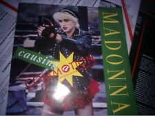 """7""""  MADONNA CAUSING A COMMOTION OST WHO'S THAT GIRL JIMMY JIMMY GERMANY EX++"""