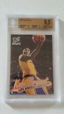 Kobe Bryant 1996 Fleer Ultra Rookie #52 Gem BGS 9.5 or cross over PSA 10 ?