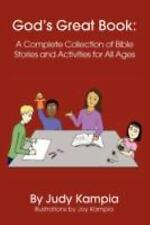 God's Great Book : A Complete Collection of Bible Stories and Activities for...