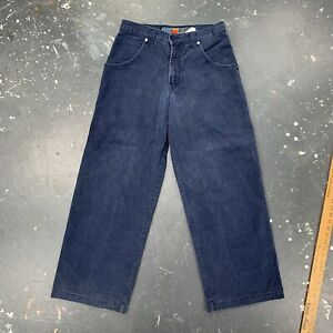 30x30 Jnco Pipes Baggy Wide Leg Jeans Classic 179 Blue Denim Pants