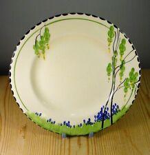 """Burleigh Ware Zenith """"Bluebell"""" Tea Plate"""