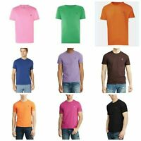 Polo Ralph Lauren Men's T-Shirt Crew Neck Cotton Tee S, M or L, New $39.50