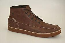 Timberland Hudston Chukka Boots Men Lace Up Zip A12R4