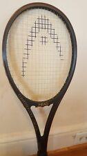 AMF Head Competition Edge Arthur Ashe Graphite Tennis Racket Strung Vintage