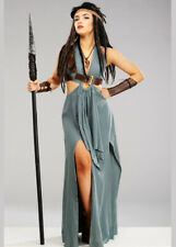 Womens Viking Warrior Maiden Costume