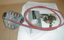 Maserati Biturbo WINDOW REGULATOR REPAIR KIT cable power motor Most Models LEFT