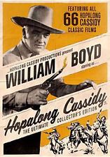 HOPALONG CASSIDY ULTIMATE COLLECTOR'S EDITION - DVD - Region 1 - Sealed