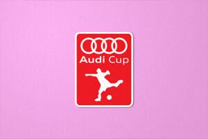 Bayern Munich Audi Cup 2015 Sleeve Soccer Patch / Badge