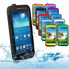 Life Waterproof Dirt Snow Shock Proof Case Cover For Samsung Galaxy S4 SIV I9500