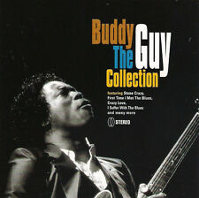 BUDDY GUY The Collection 2000 UK 18-track CD NEW/SEALED