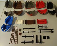 (J3) LEGO 6282 6285 6286 6290 PIRATENSCHIFF MAST TAGELAGE BOOTSRUMPF ZUR AUSWAHL