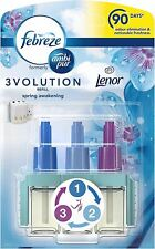 Febreze 3Volution Air Freshener Plug in Refill with 3 Alternating Scents - 20ml