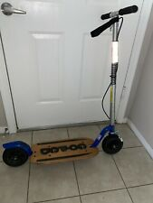 Original California GoPed Know Ped Kick Scooter Goped Blue