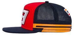 Honda Motorcycles Repsol Dual MM93 Marc Marquez Mesh Baseball Cap Hat NEW