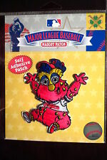 MLB Cleveland Indians Baby Mascot Patch - Sticky Backing 2014