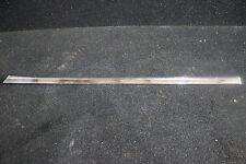 MERCEDES BENZ C107 Barre chromée fenêtre latérale inférieure à gauche chrome