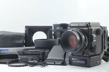 [Near Mint] Mamiya RZ67 Pro II + Secor Z 110mm f/2.8 + Winder ii from JAPAN 0478