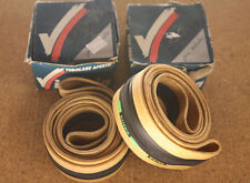 Vintage NOS NEW Vittoria Mistral open tubular 700x19 19mm clincher tyres