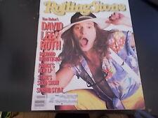 David Lee Roth, Prince, Los Lobos - Rolling Stone Magazine 1985