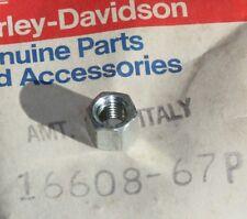 Harley AERMACCHI 16608-67P CYLINDER HEAD NUT  NOS OEM