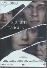 Segreti di famiglia (2016) DVD