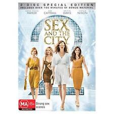 SEX AND THE CITY 2 Special Edition 2DVD NEW