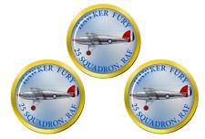 Hawker Fury Biplane Marqueurs de Balles de Golf