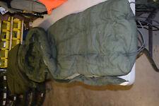 military intermediate cold sleeping bag