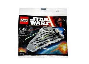 LEGO Star Wars Episode VII 7 Erste Ordnung First Order Sternenzerstörer Polybag