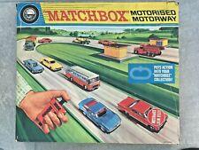 MATCHBOX MOTORISED MOTORWAY M-1 +EXTENSION E2 +Extras Bundle SPARES/ PARTS Toys