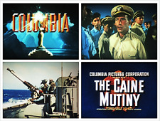 16mm Feature Film: THE CAINE MUTINY (1954) Mylar - NEAR MINT - Low Fade LPP