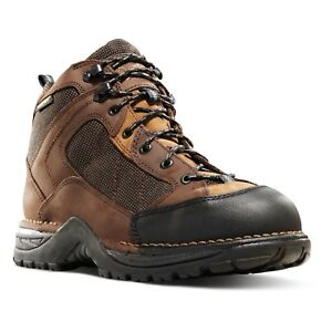 """Danner Men's 45254 Outdoor Radical 452 Brown 5.5"""" GTX Leather/Nylon Hiking Boots"""